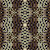 Maxidress Tara Golden print