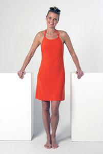 Dress Elisa Oranje