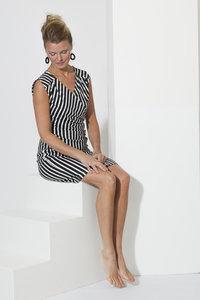 Dress Noemi Stripes