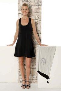 Dress Aurora zwart