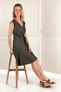 Dress Eva Olive